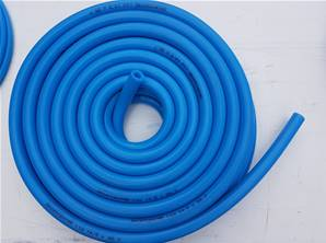 20 MTR COIL 14.5MM BLUE SILICONE MILK PIPE