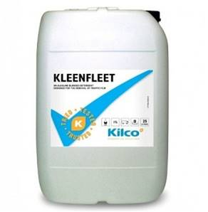 25 LITRE KLEENFLEET VEHICLE CLEANER