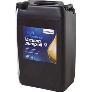 VACUUMPUMP OIL, 20 L