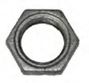 FULLWOOD 004650 1.25 Lock Nut Hex