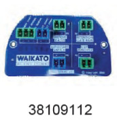 WAIKATO 38109112 CONNECTION PCB-RAM-AUTOMATION