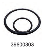WAIKATO 39600303 KIT O-RING 38MM NRV VALVE (TYCO)