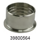 "WAIKATO 39800564 FERRULE-3"" ROLL-ON"