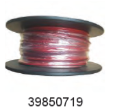 WAIKATO 39850719 ROPE-WIRE GALV 2.5MM RED