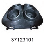 WAIKATO 37123101 BODY-CLUSTER WASHER-G2-SIDE FEED
