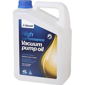 VACUUMPUMP OIL 4L