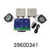WAIKATO 39600341 CONTROLLER-PLANT-REMOTE-2 RECIEVERS KIT