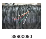 WAIKATO 39900090 CABLE-FLEX 5 CORE .5MM