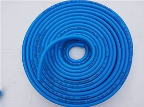 20 MTR COIL 7.6MM BLUE SILICONE TWIN PULSE TUBE