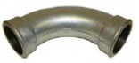 "FULLWOOD 004725 2"" D.F.Bend Galvanised"