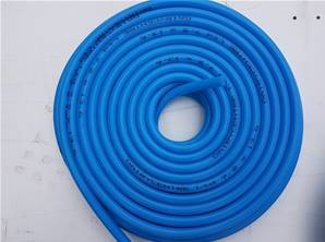 20 MTR COIL 7.2MM BLUE SILICONE SINGLE PULSE TUBE