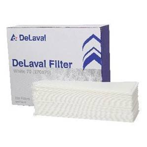 DELAVAL 90577649 BOX 200 270 X 70MM FILTER SOCKS