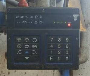 USED ALPRO MILKING POINT CONTROLLER
