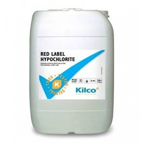 25 LITRE RED LABEL HYPO
