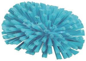 TANK BRUSH HEAD BLUE BRISTLES