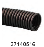 WAIKATO 37140516 CONDUIT-FLEXIBLE-25MM-BLACK