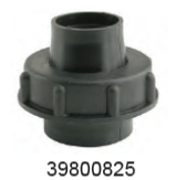 WAIKATO 39800825 UNION-NYLON REDUCING 50-38MM