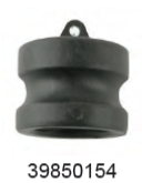WAIKATO 39850154 CAMLOCK-50MM DUST PLUG
