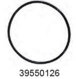 WAIKATO 39550126 O-RING-COVER PLATE-FRISTAM-2.2KW