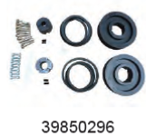 WAIKATO 39850296 KIT-BP200-PULLEYS/BELTS