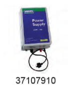 WAIKATO 37107910 POWER SUPPLY-13.8VDC-10A-COMPLETE