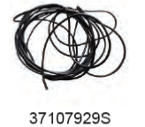 WAIKATO 37107929S CABLE-0.5MM-2CORE-ELV CIRC-BLACK