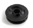 FULLWOOD 080945 ACR PULLEY WHEEL (PACK OF 5)